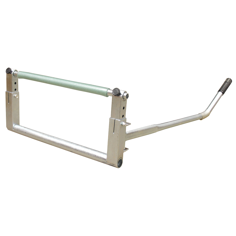 BikeTek Custom Bike Raiser Stand - Silver
