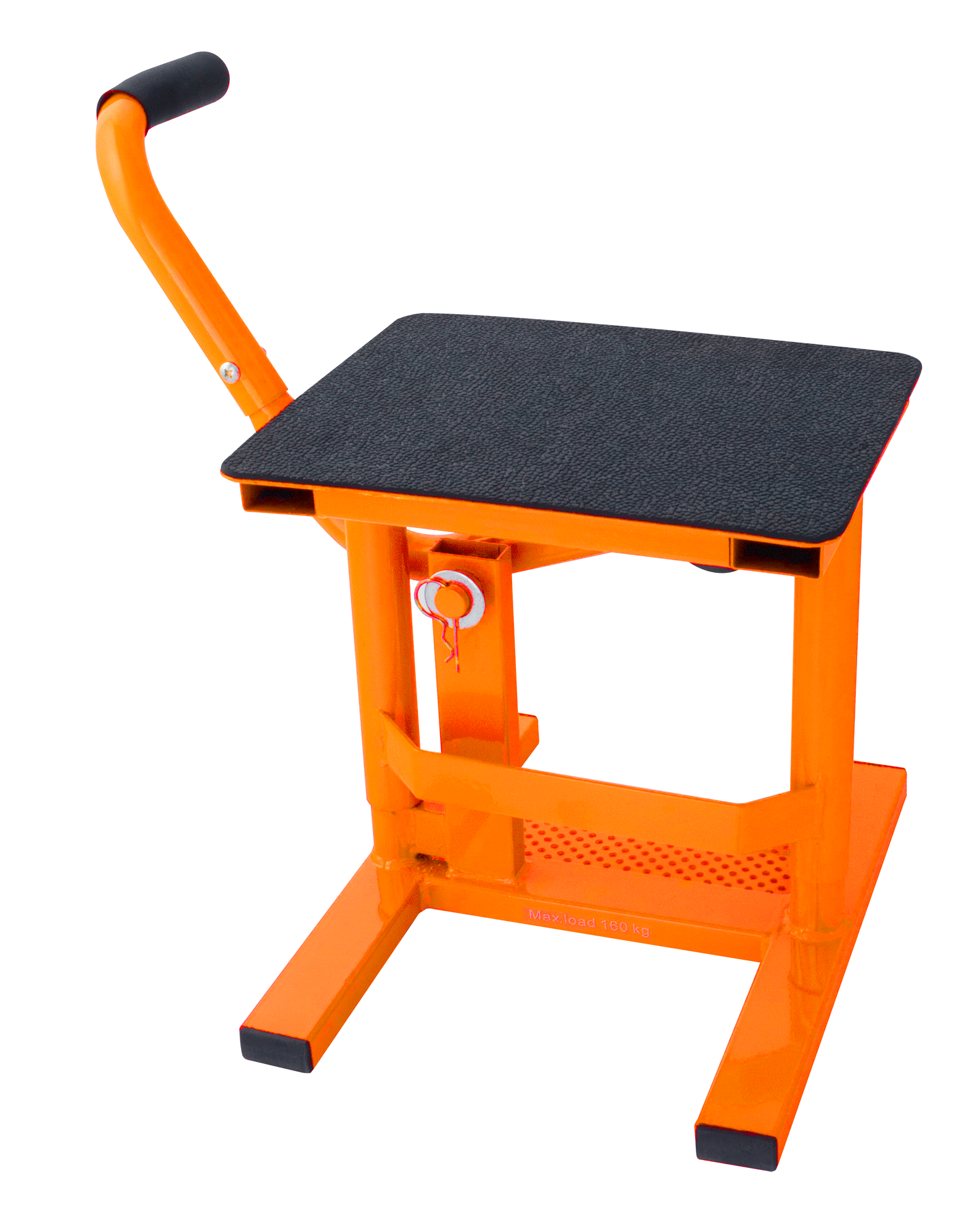 BikeTek MX Lift Comp Stand - Orange