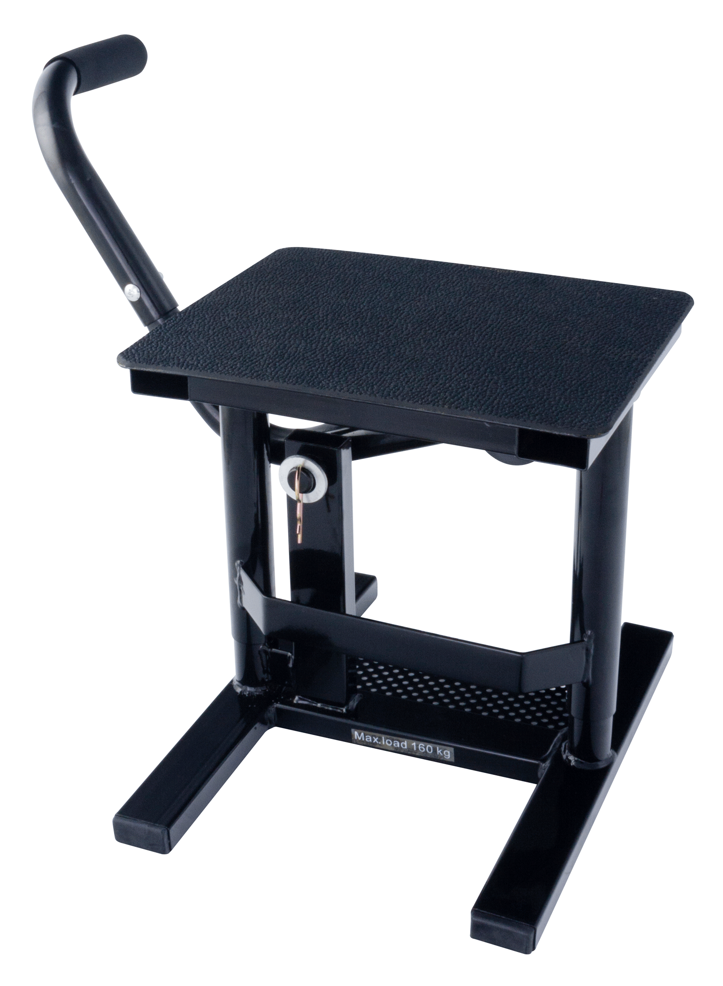 BikeTek MX Lift Comp Stand - Black