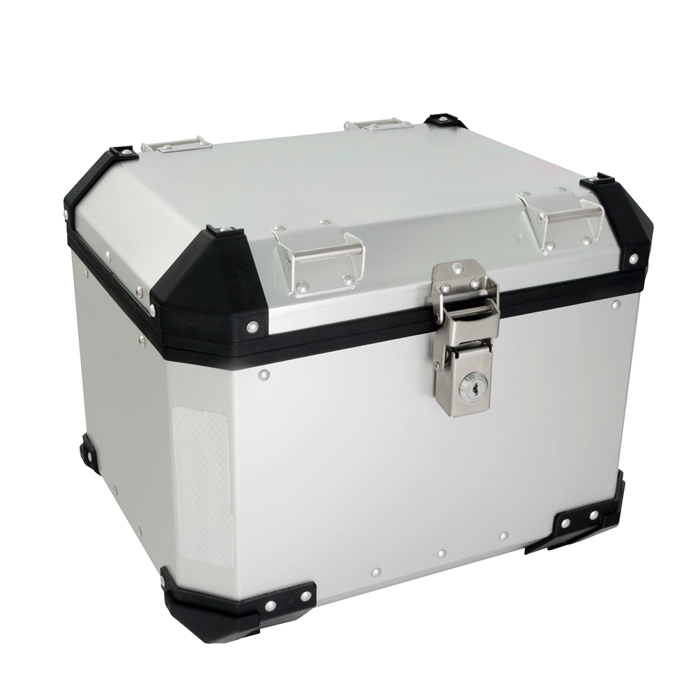 BikeTek 40 Litre Adventure Top Box - Requires Fitting Kit