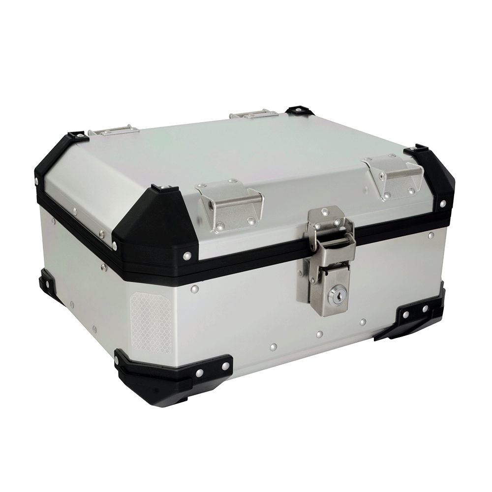 BikeTek 28 Litre Adventure Top Box - Requires Fitting Kit